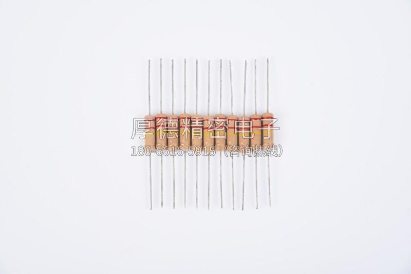 固定电阻器