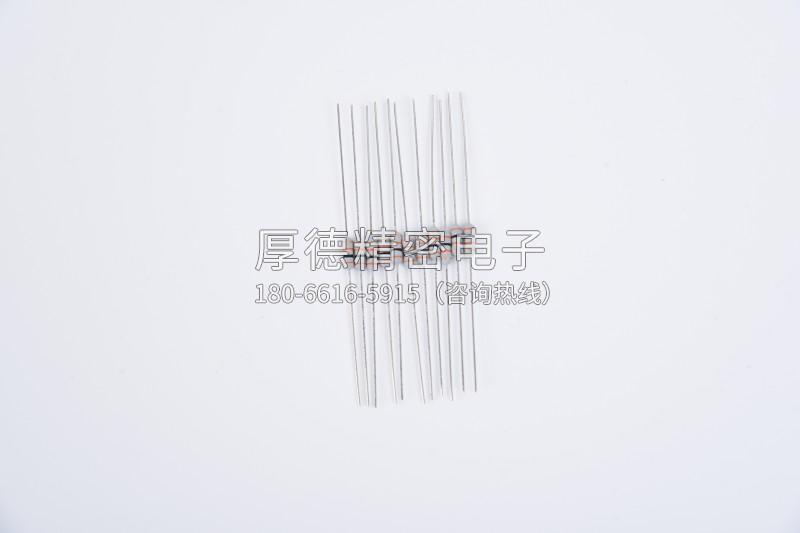 直插色环电阻