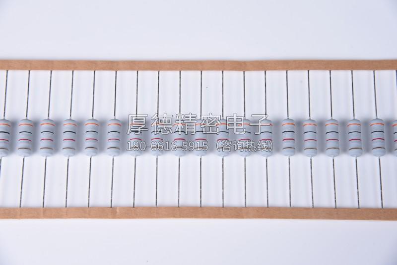 插件色环电阻